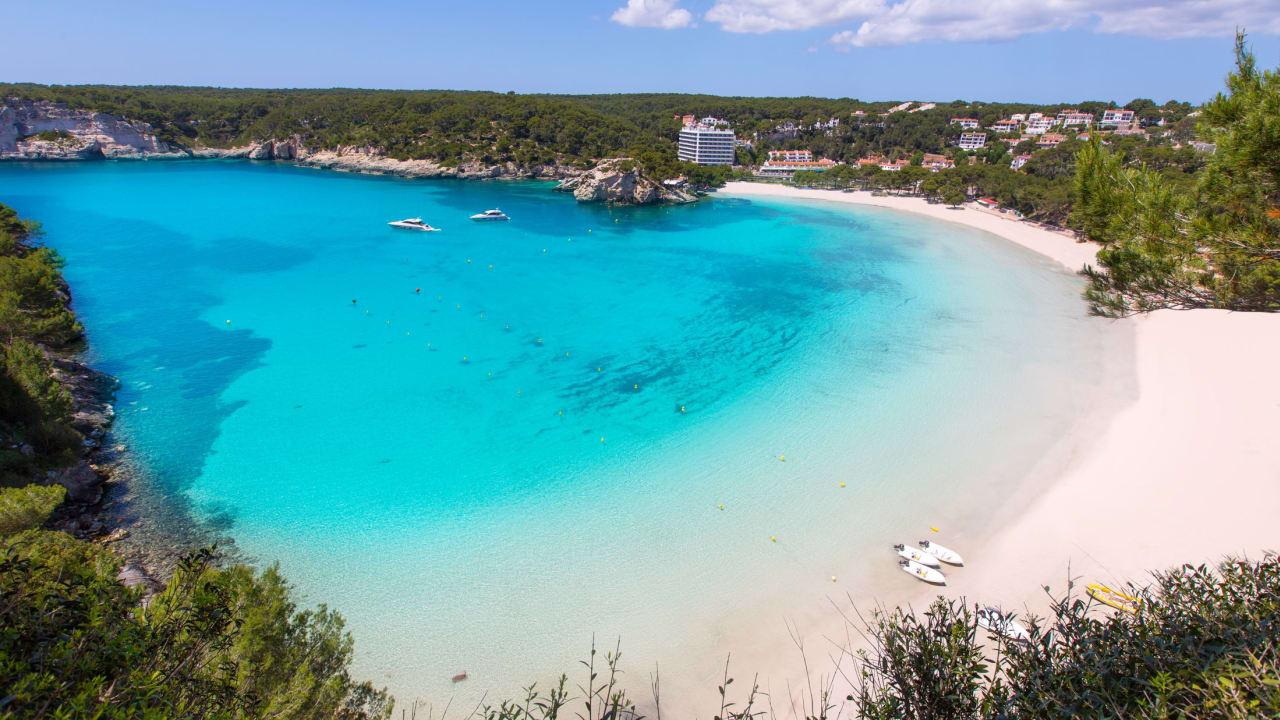 Strand Cala Galdana, Ciutadella, Menorca