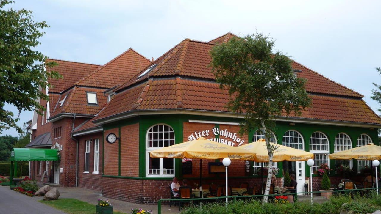 Hotel Alter Bahnhof Prerow • HolidayCheck Mecklenburg ...