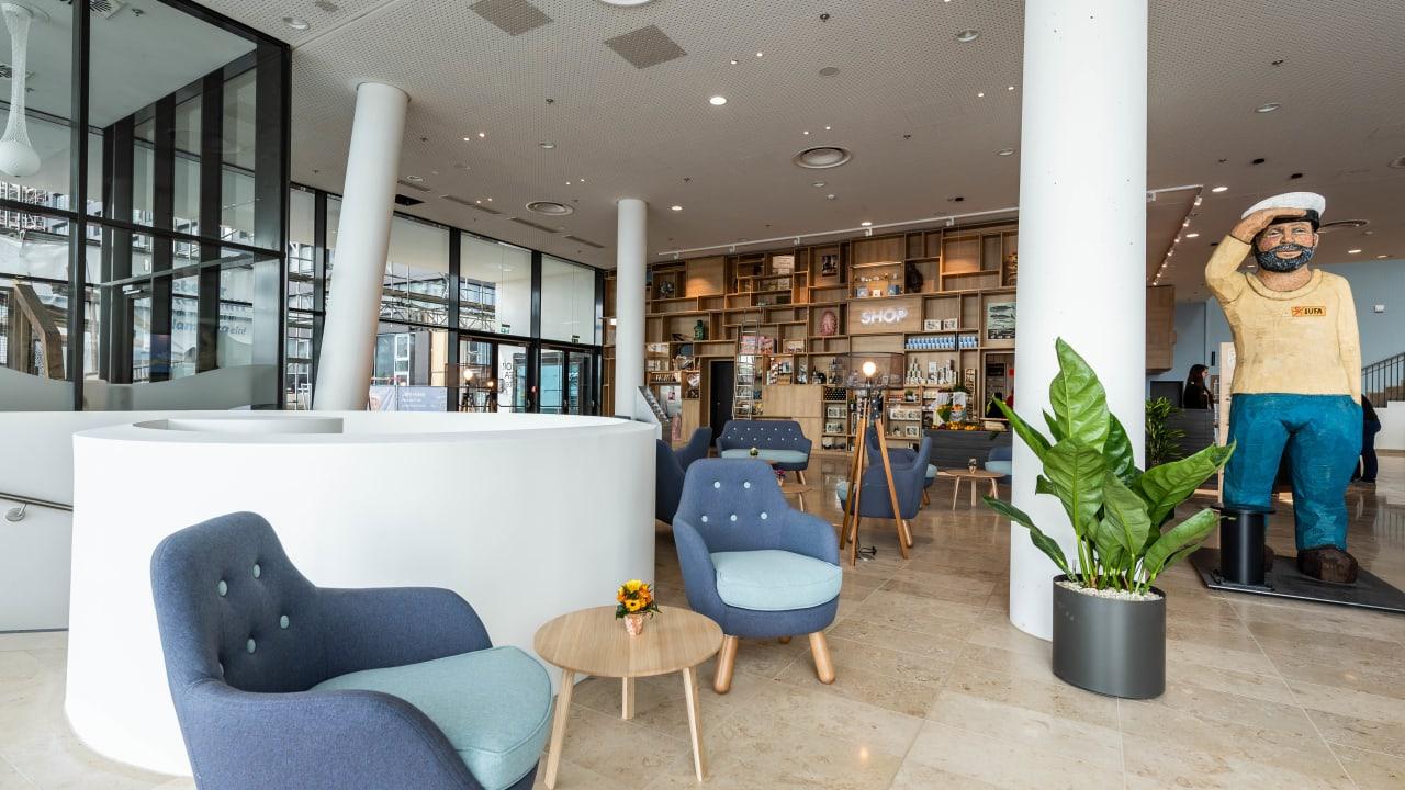 JUFA Hotel Hamburg HafenCity