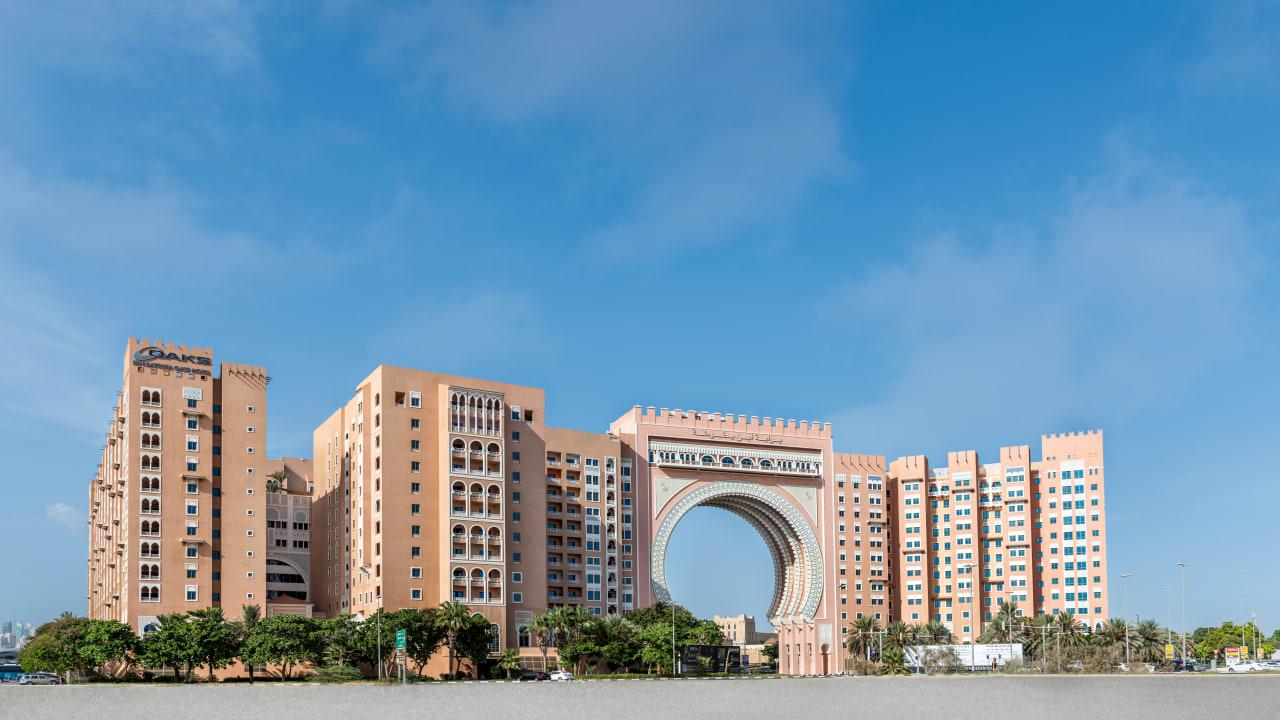 Oaks Ibn Battuta Gate Dubai