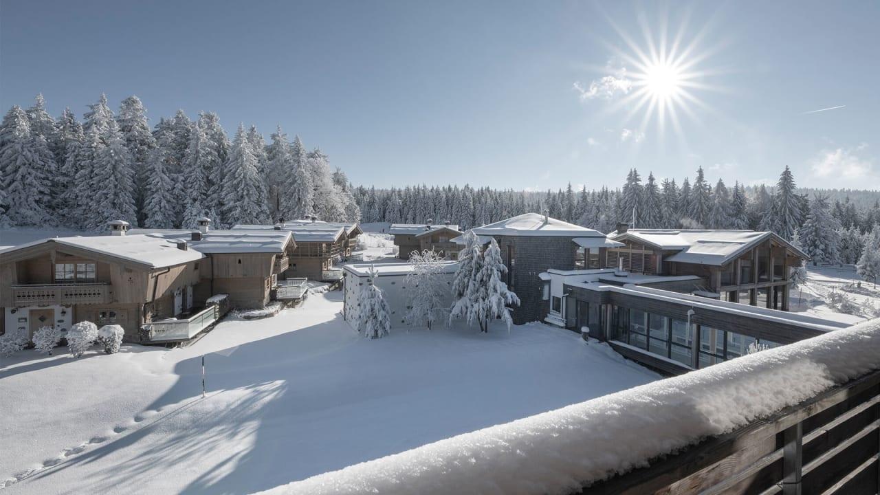 INNs HOLZ Natur- & Vitalhotel Chaletdorf Böhmerwald
