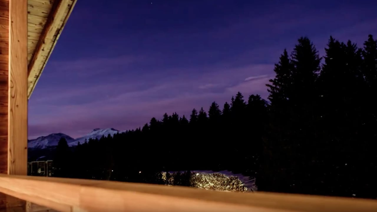 Privà Alpine Lodge