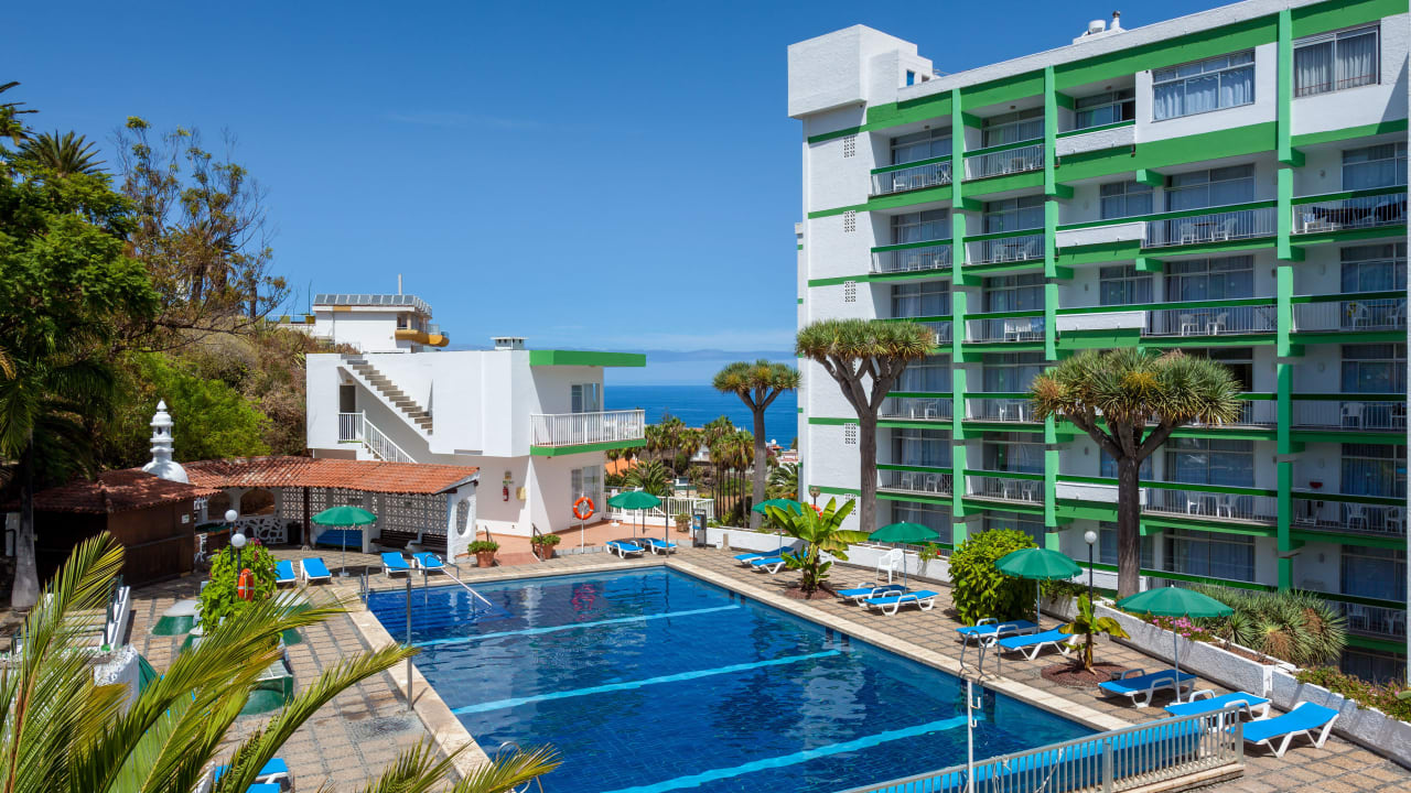 Hotel Parque Vacacional Eden