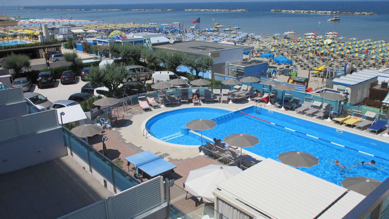 Hotel Lungomare Cesenatico Holidaycheck Emilia Romagna Italien