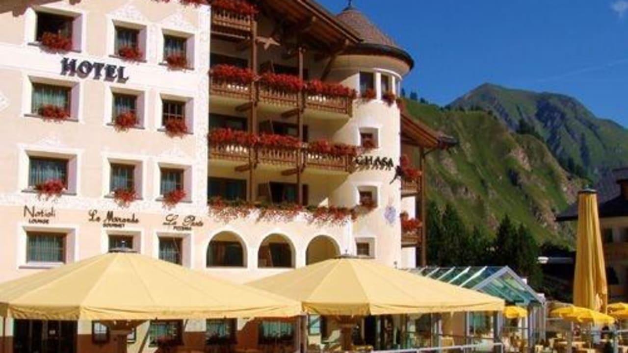 Chasa Montana Hotel & Spa
