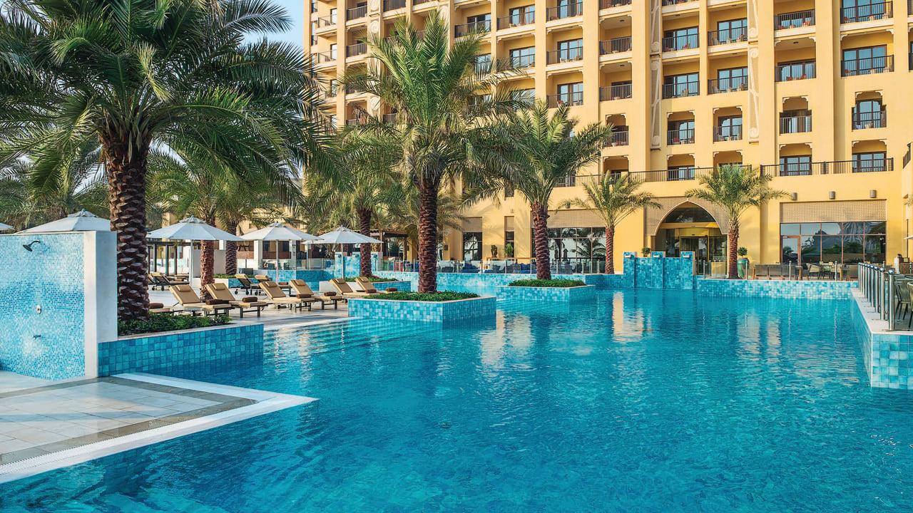 DoubleTree Hotel by Hilton Resort & Spa Marjan Island