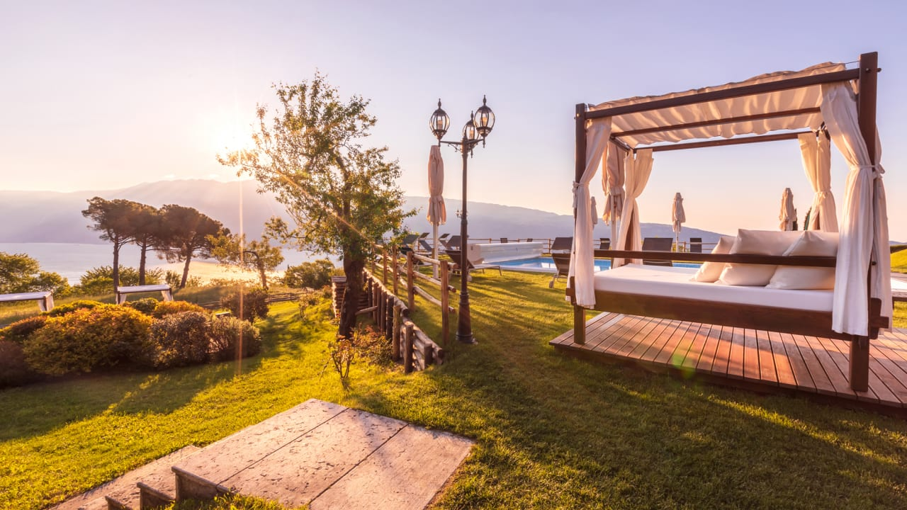 Boutique Hotel Villa Sostaga - Romantikhotel