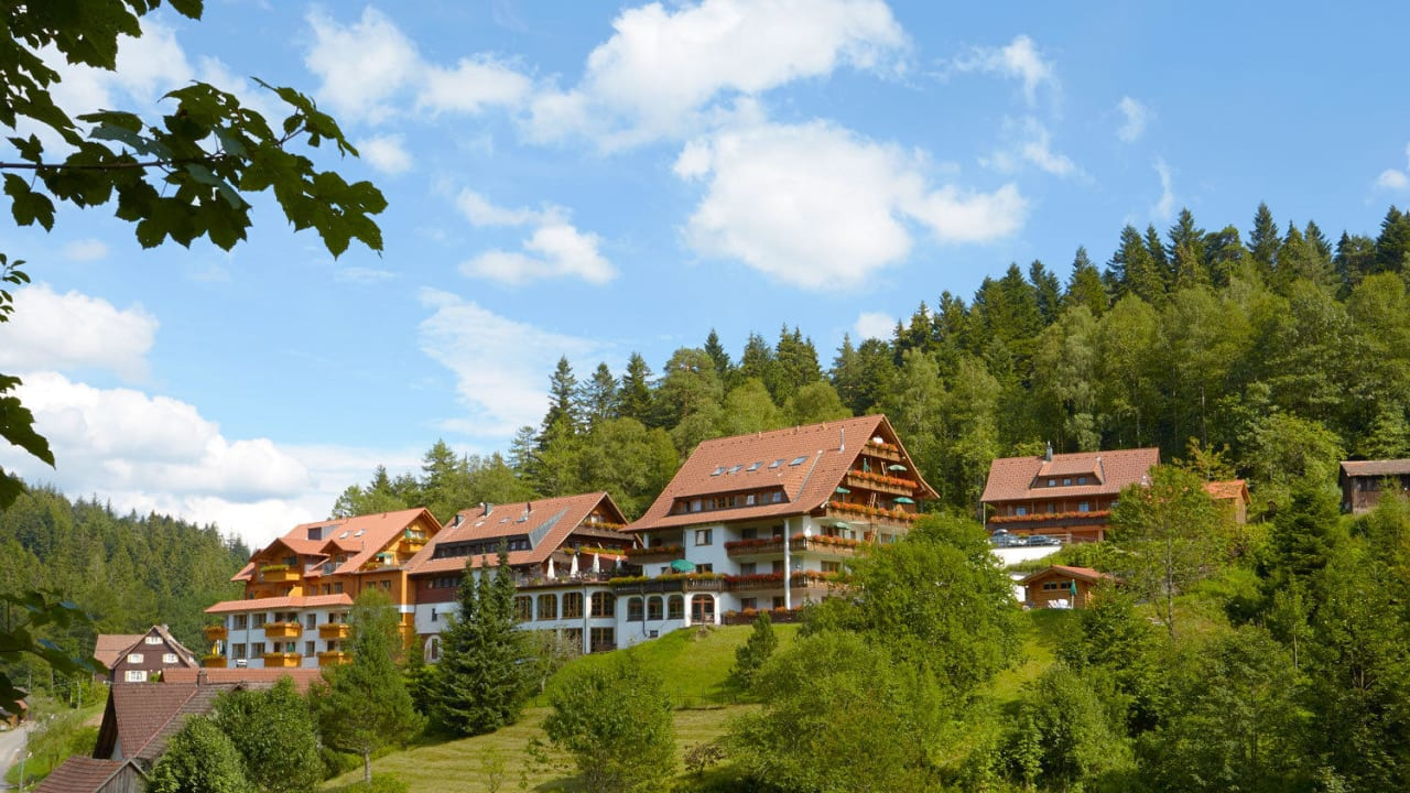 Wellnesshotel Forsthaus Auerhahn