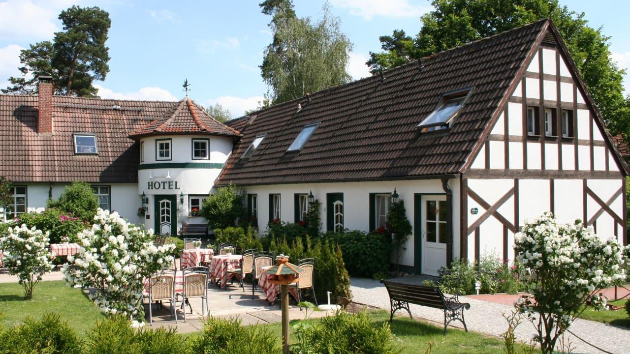 Familotel Borchard's Rookhus am See