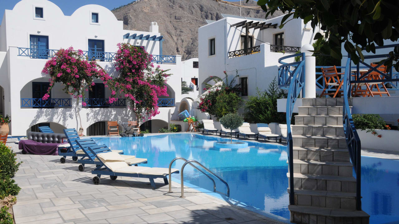 Hotel Veggera Perissa • HolidayCheck Santorini   Griechenland