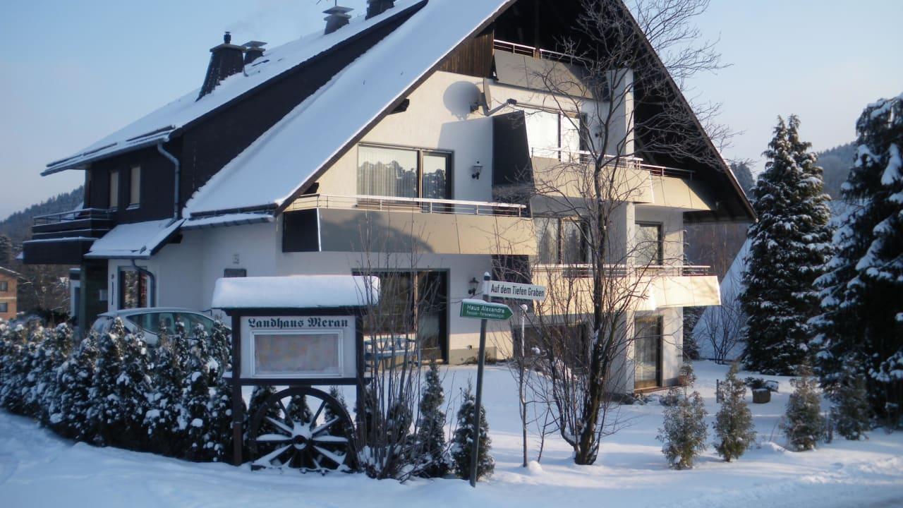 Ferienwohnungen Landhaus Meran
