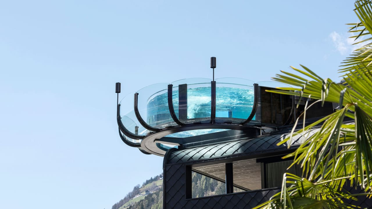 Quellenhof Luxury Resort Passeier