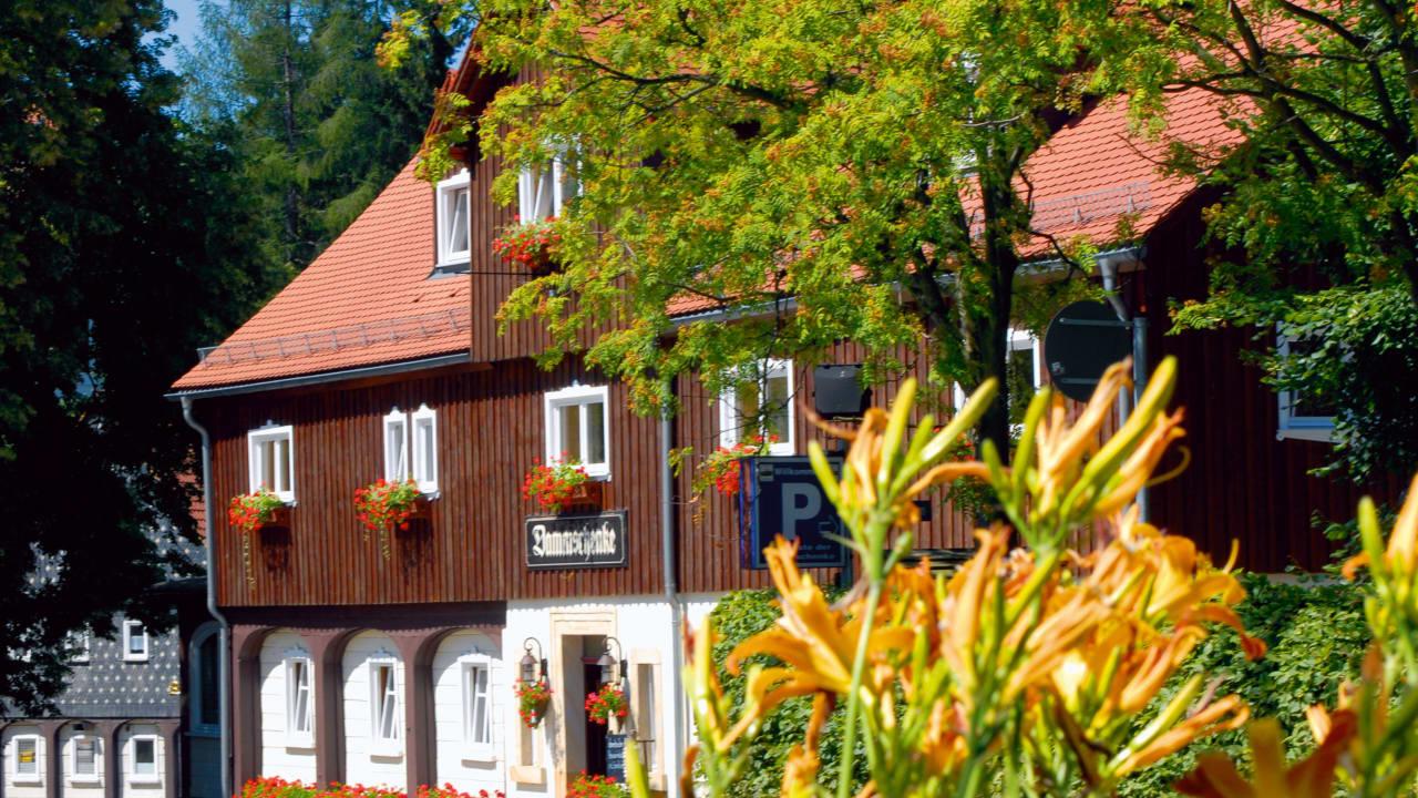 Gasthof & Hotel Dammschenke