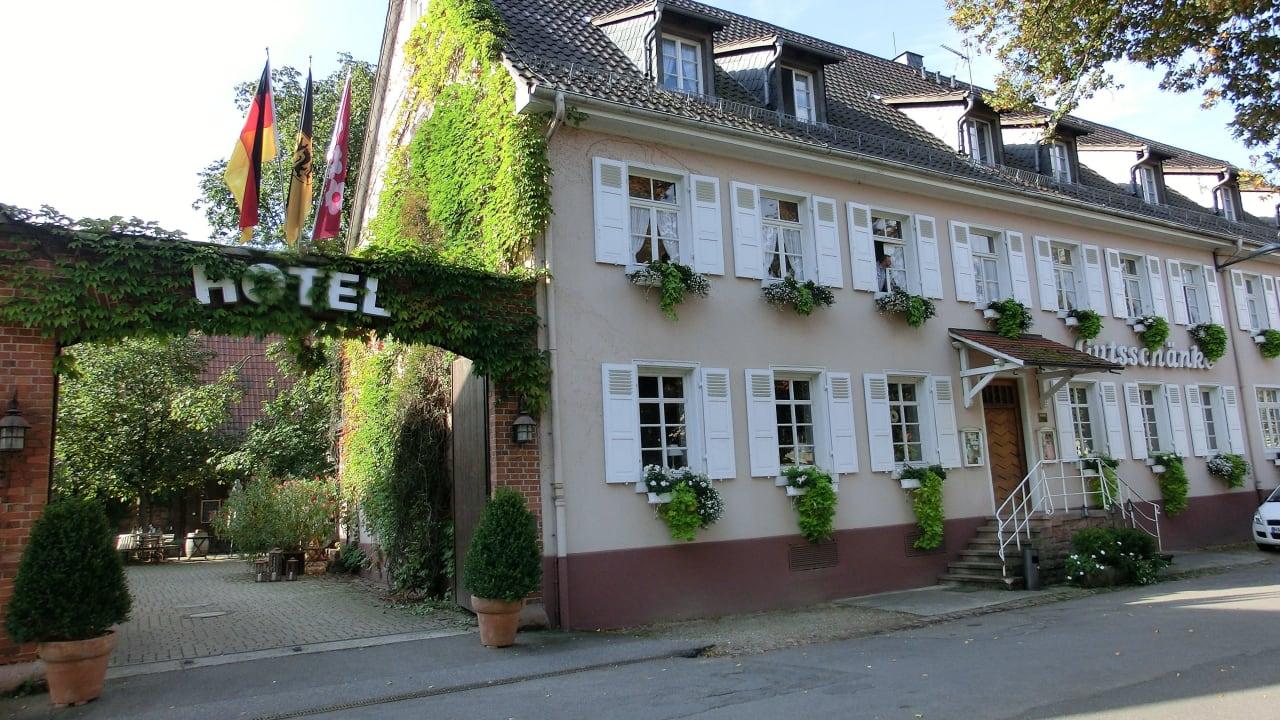 Hotelbewertungen Hotel Restaurant Grenzhof In Heidelberg Baden Wurttemberg Deutschland