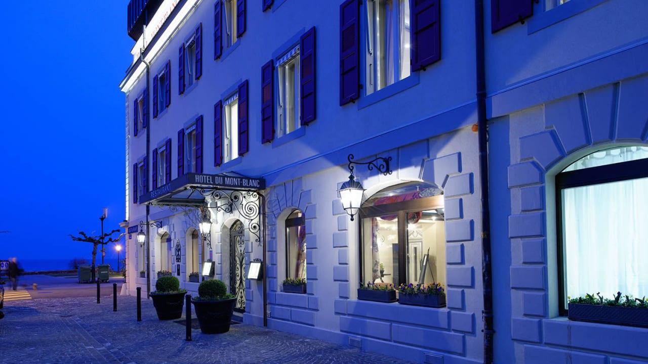 Hotel du Mont-Blanc au Lac