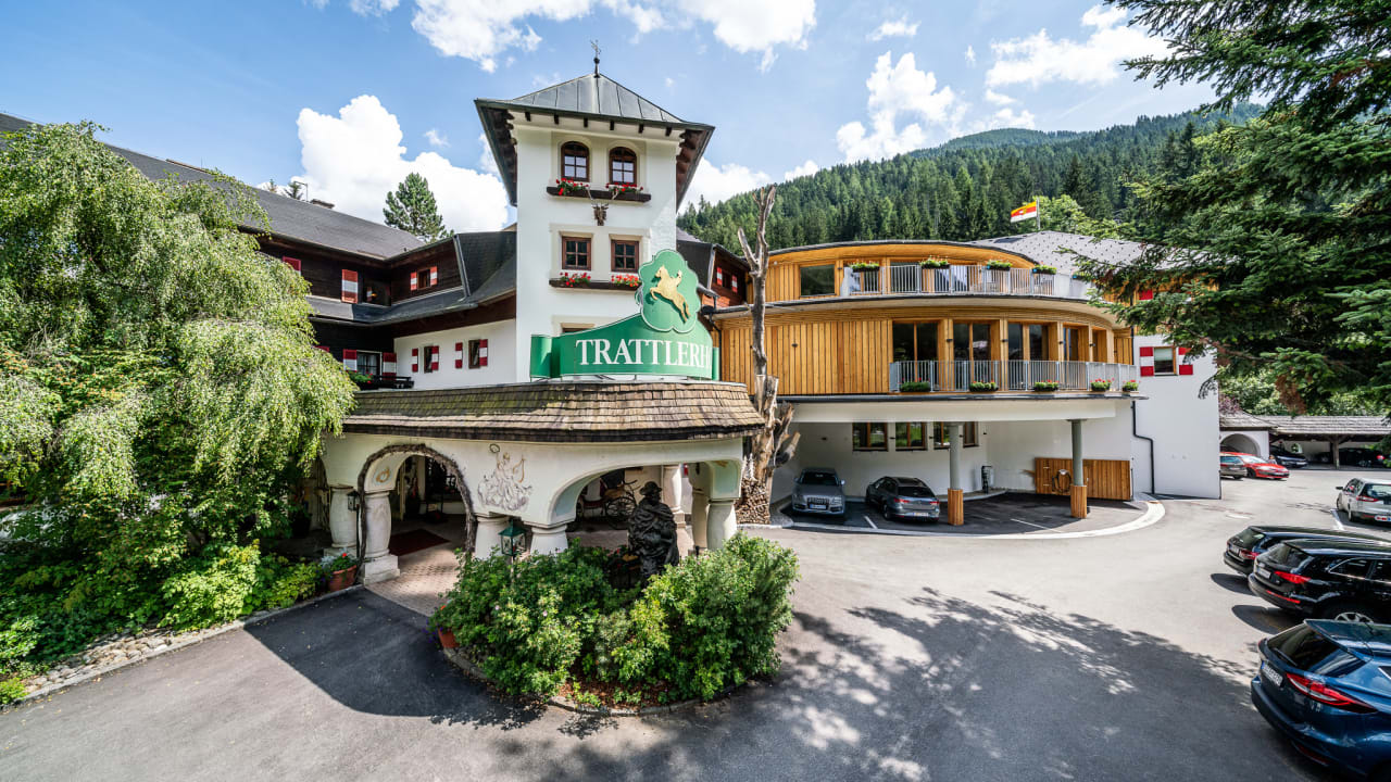 Hotel Gut Trattlerhof & Chalets