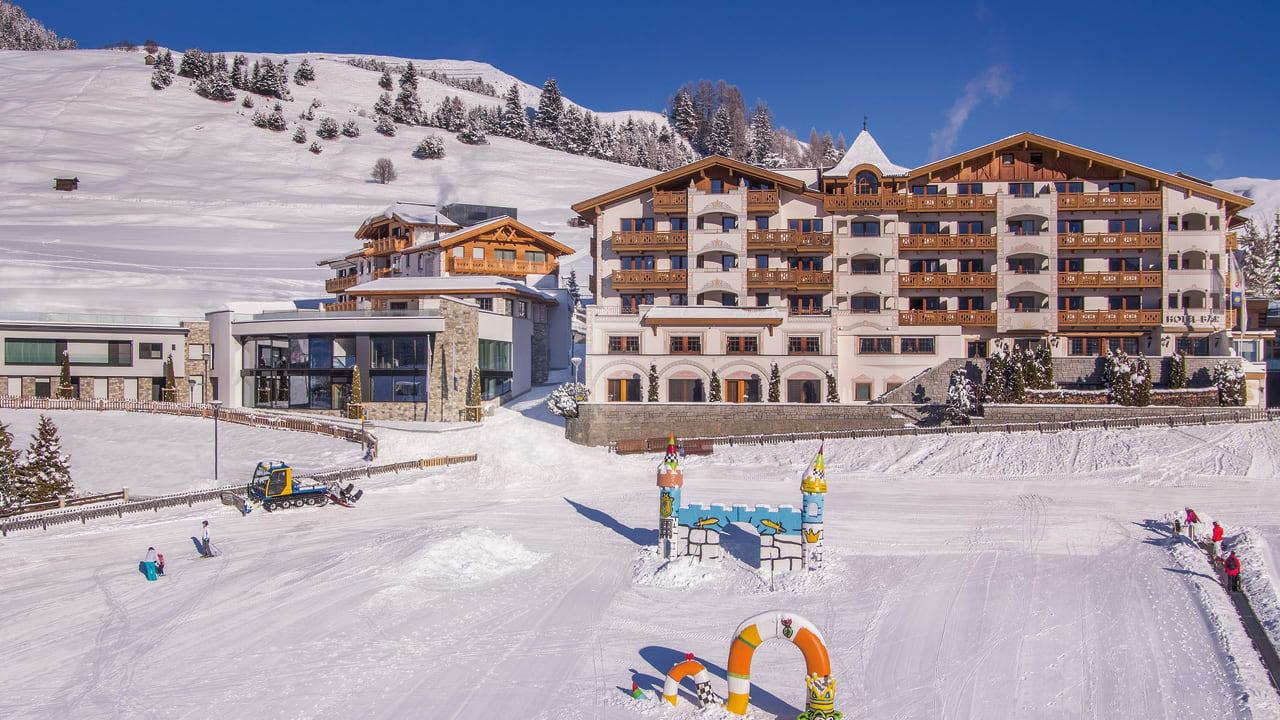 Hotel Bär - Leading Family Hotel & Resort