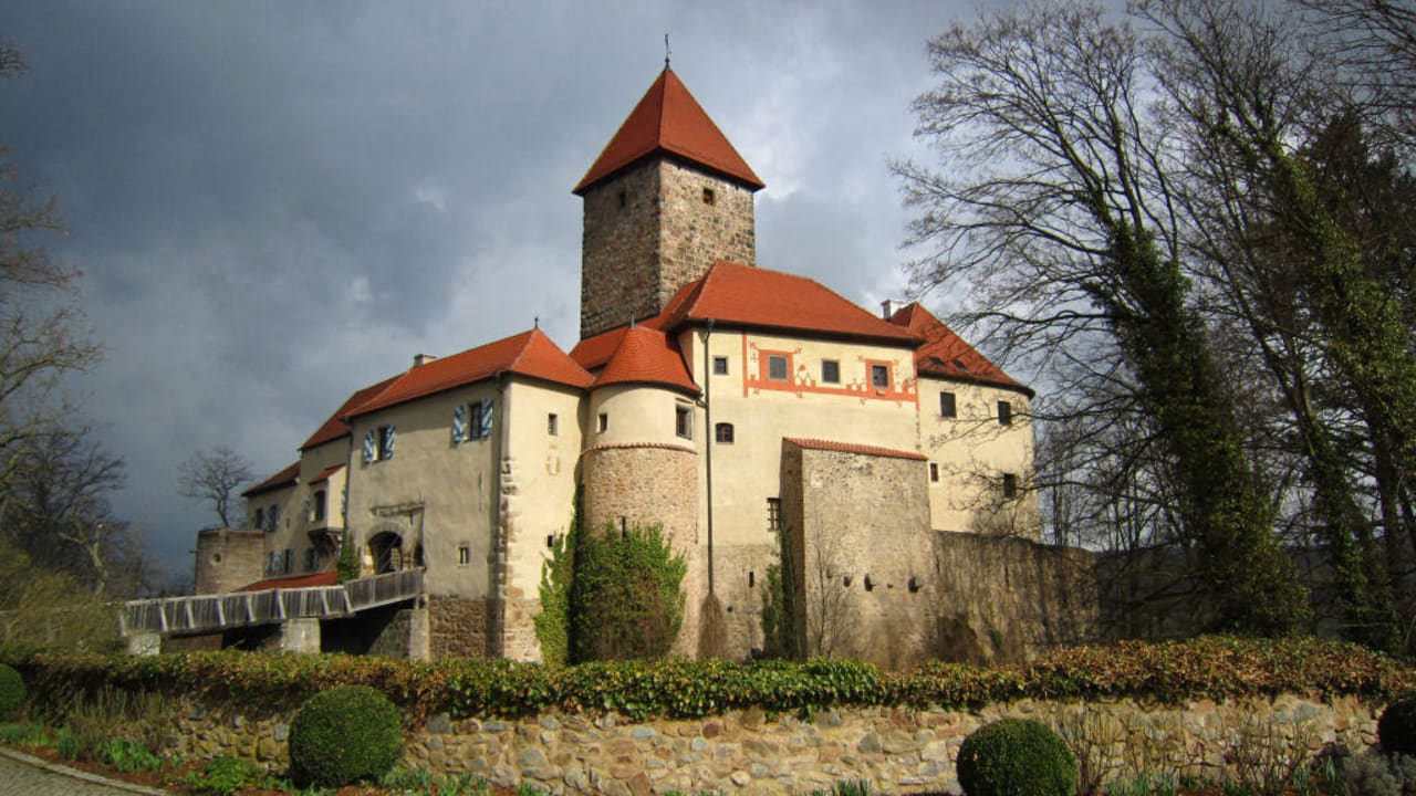 Relais & Châteaux Hotel Burg Wernberg