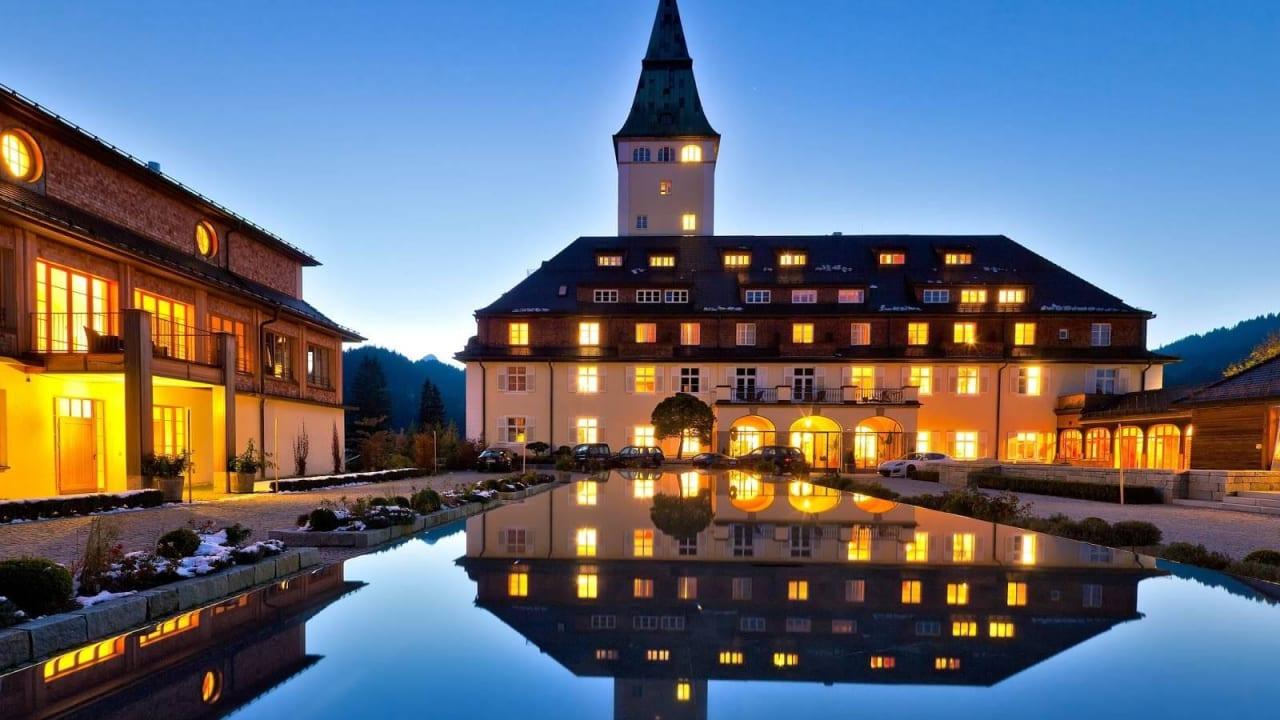 Schloss Elmau - Luxury Spa Retreat & Cultural Hideaway