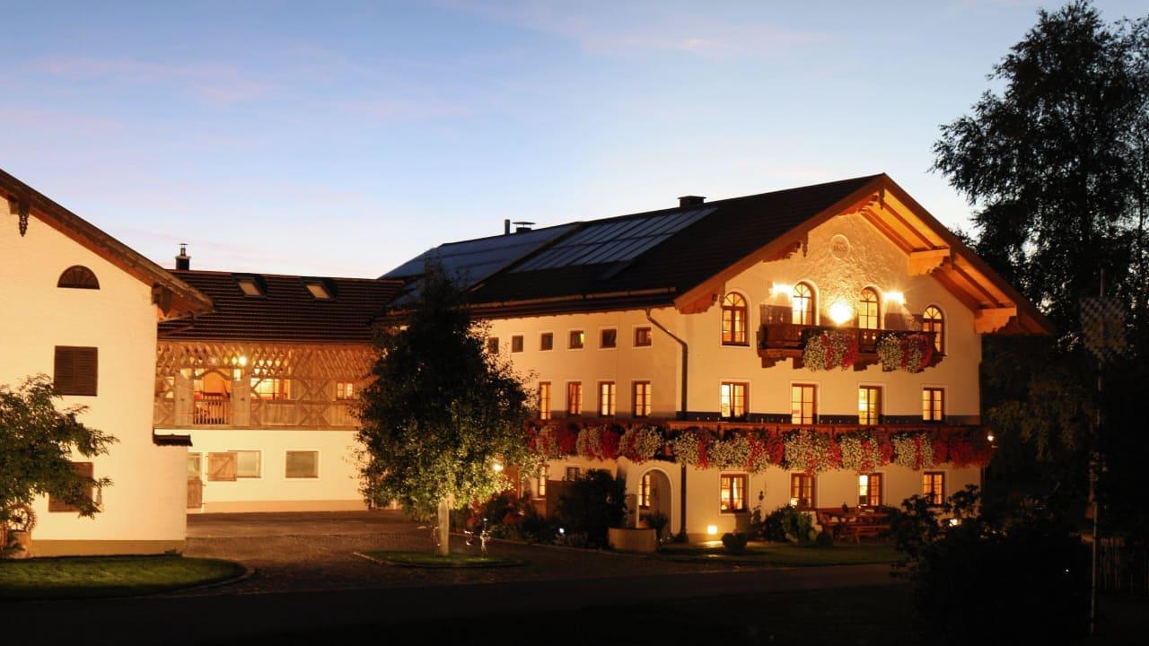 Bauernhofurlaub Esterer Hof am Chiemsee