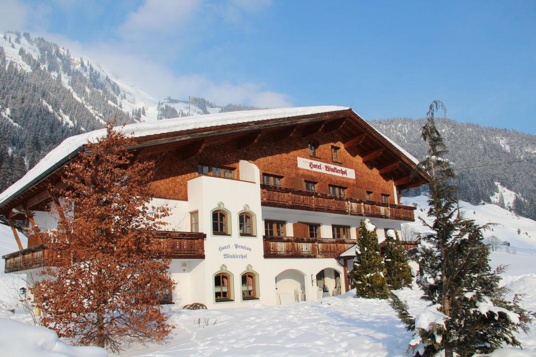 Winterimpression Hotel Winklerhof
