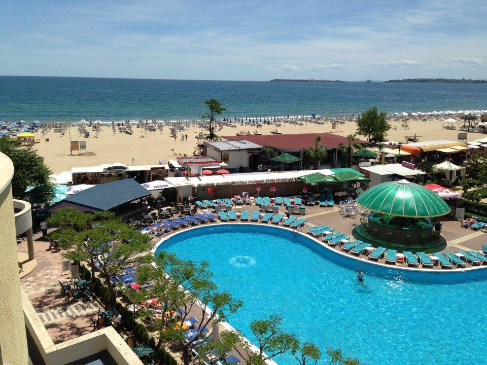 Beach Hotel Bellevue Beach Hotel Bellevue Sonnenstrand