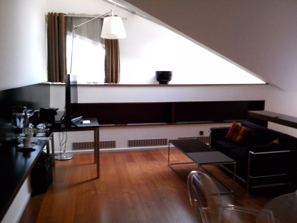 Zimmer Hotel 987 Design Prague