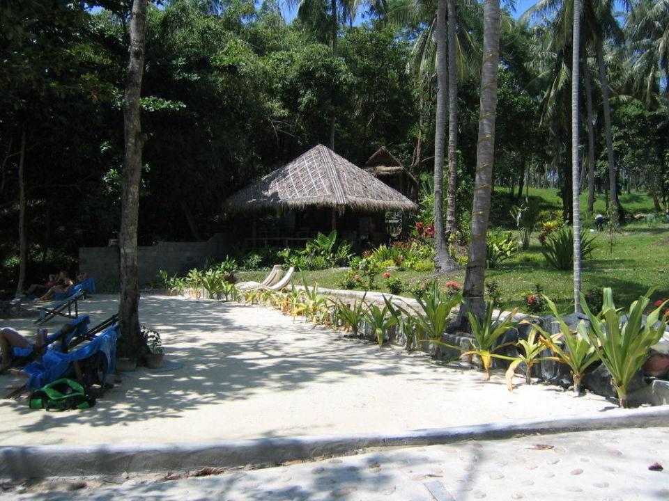 Beach Bar Hotel Ban Raya Resort & Spa