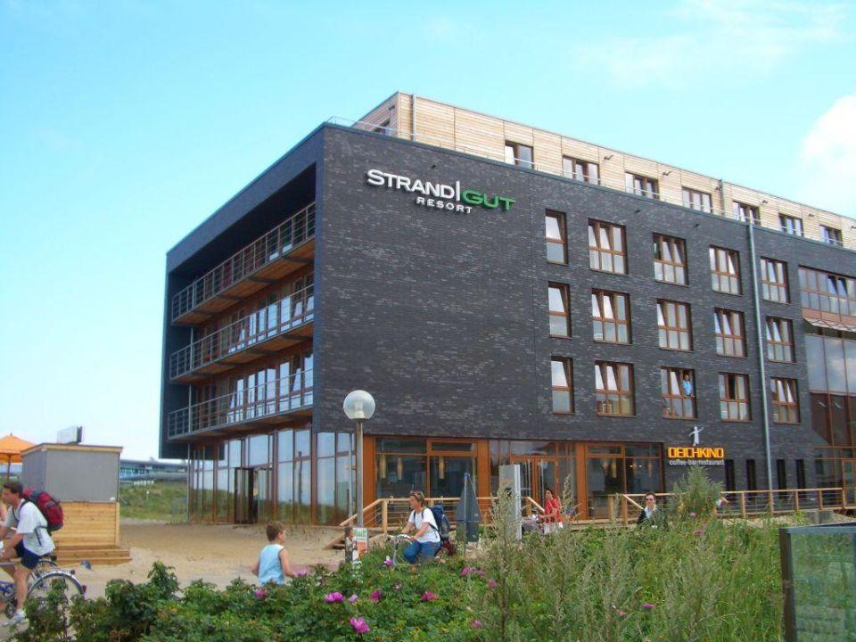 Hotel Von Der Promenade Strandgut Resort St Peter Ording