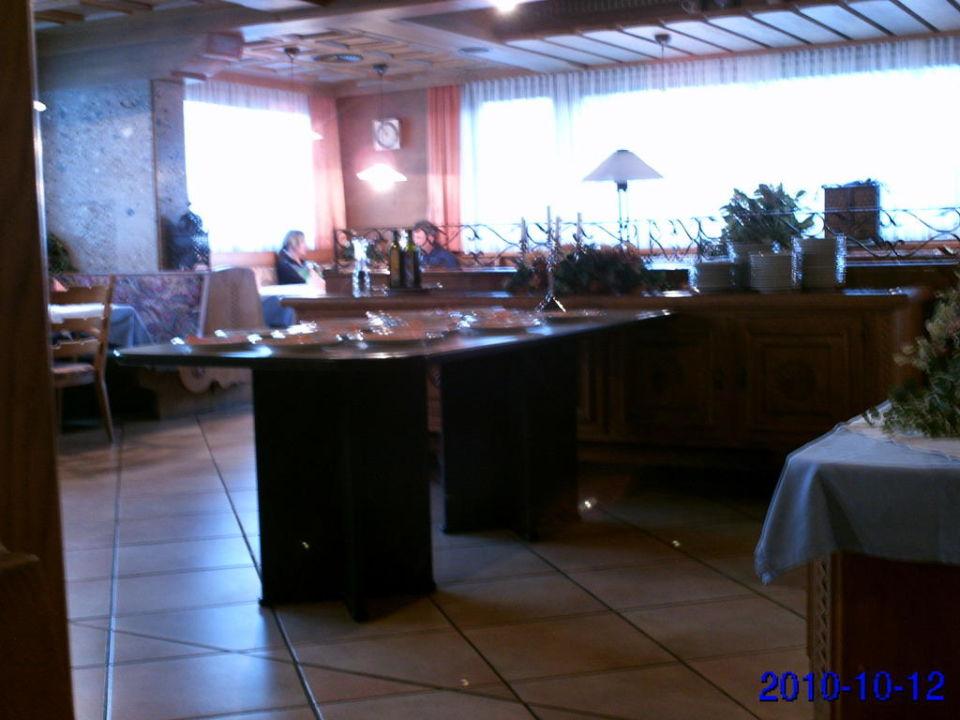 Speisesaal Hotel Stocker ( Vorgänger-Hotel - existiert nicht mehr)