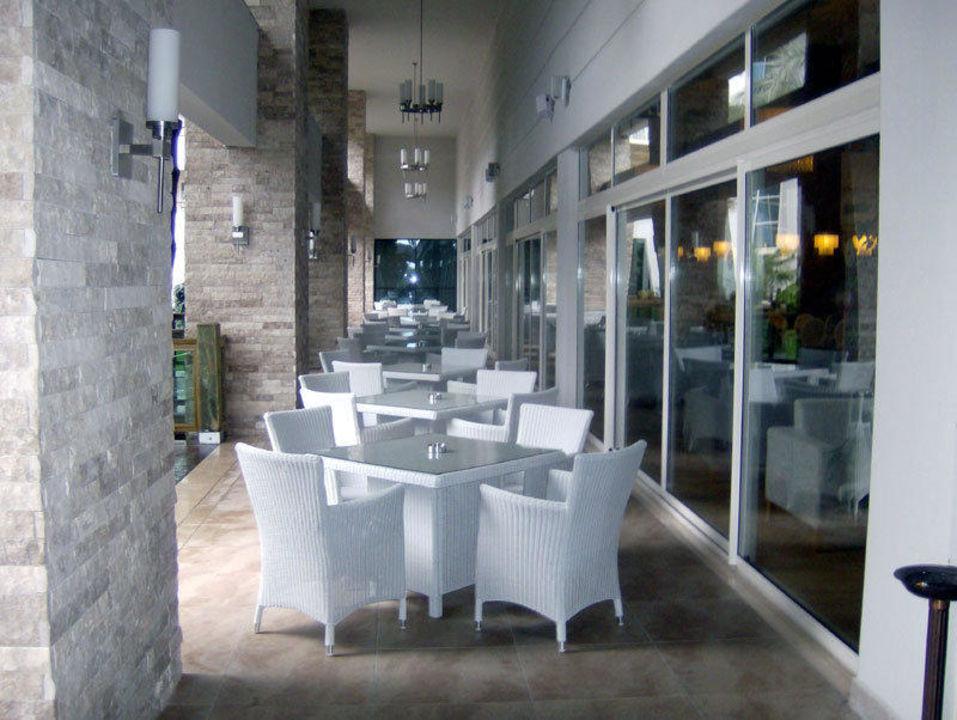 Vorbau Hotel Oleander