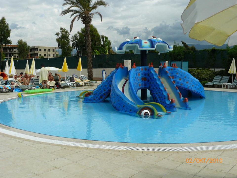 Pool Hotel Royal Garden Suite