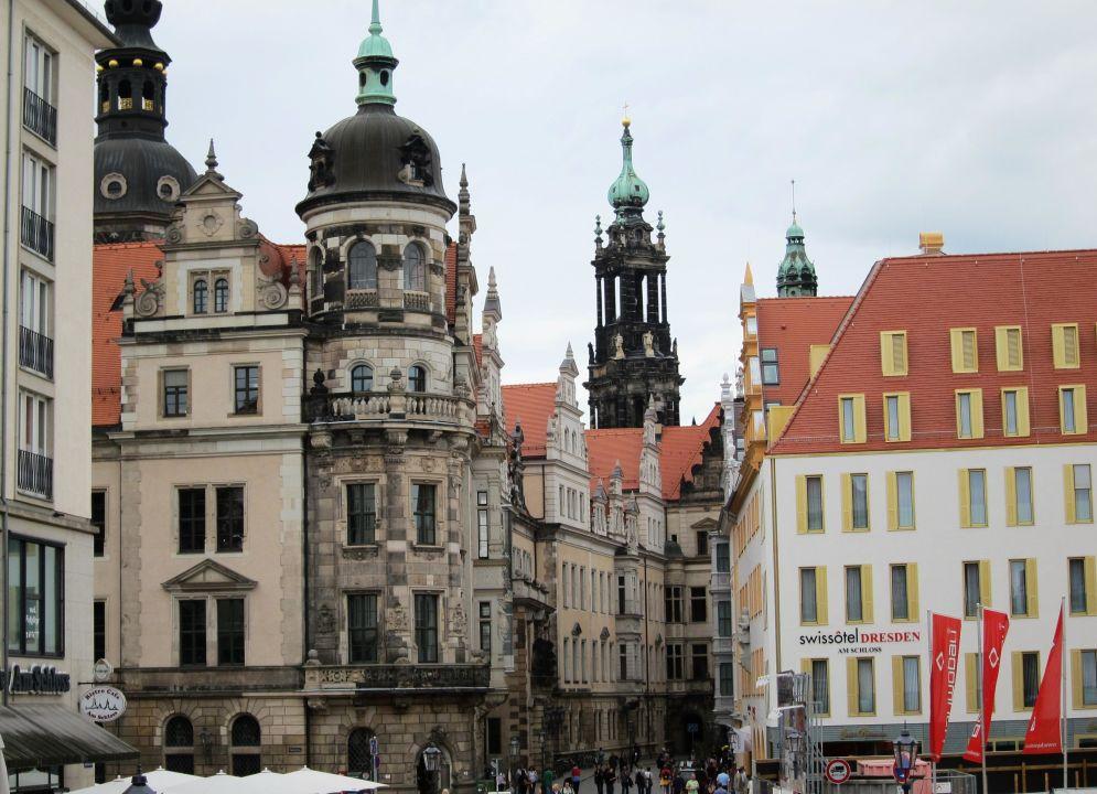 Schöne Zentrale Lage Hyperion Hotel Dresden Am Schloss Dresden