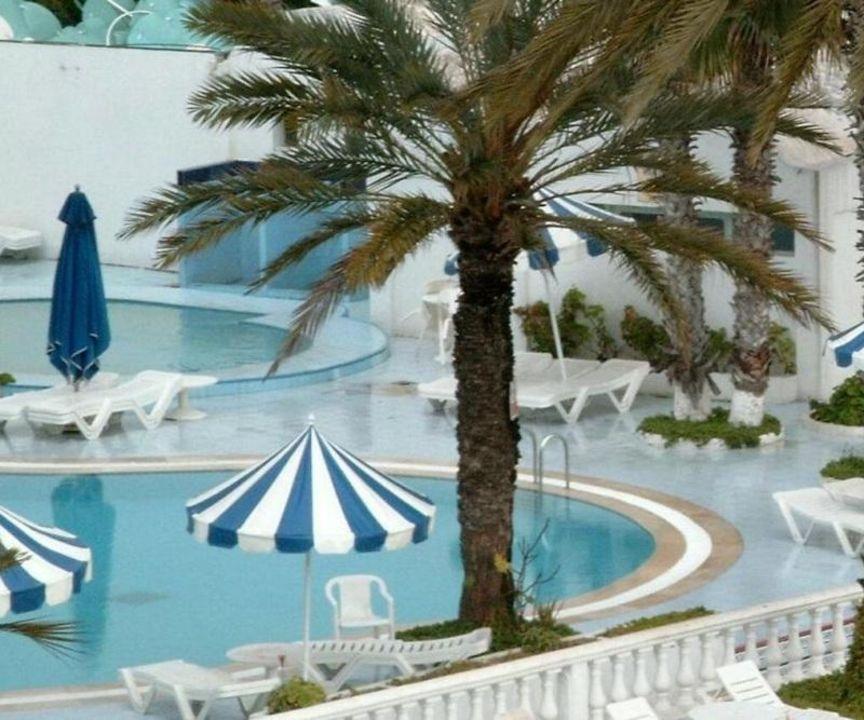 Kleinere Pools Hotel Paradis Palace
