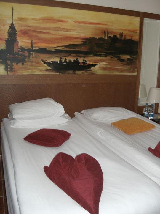 Bett Otium Hotel Life