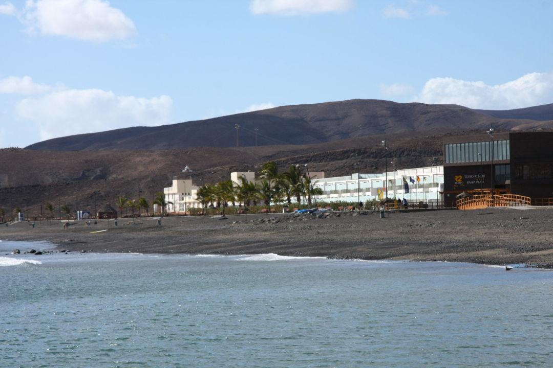 Hotel bahia playa mit schwarzem strand r2 design bahia for Designhotel spanien