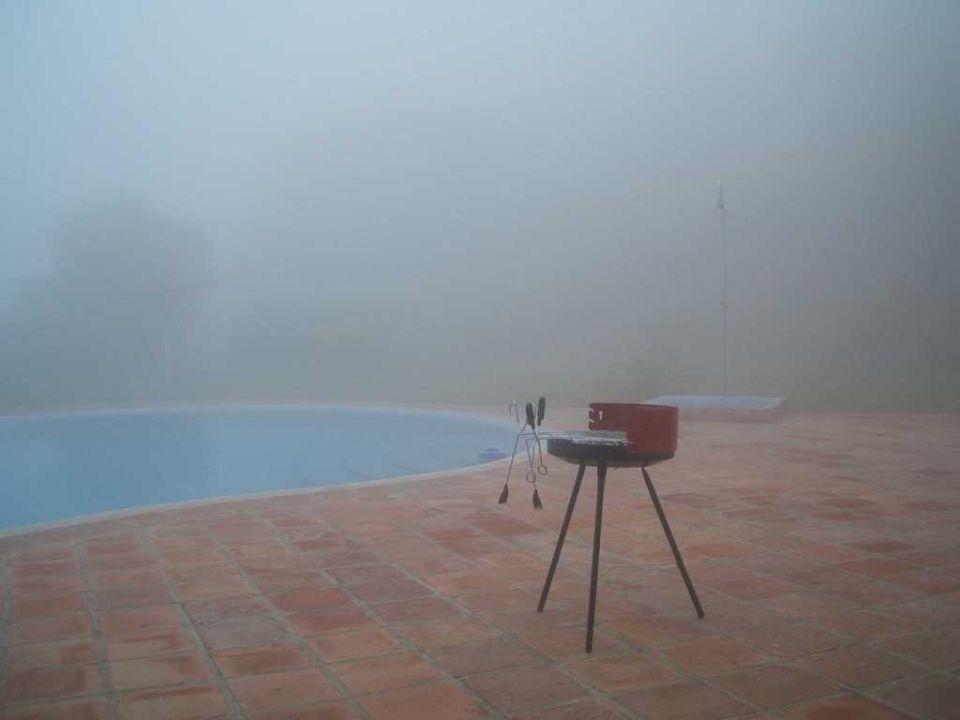 Grillen in der Wolke Casa Castillo