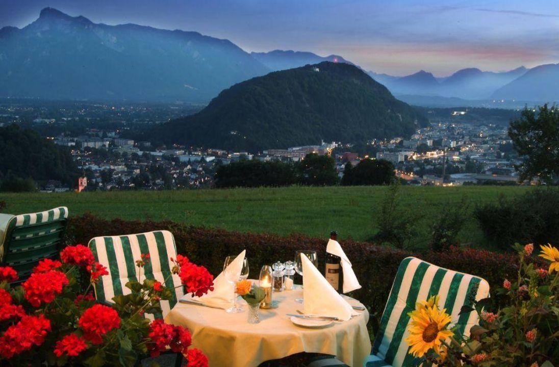 Aussenansicht Hotel Schone Aussicht Salzburg Holidaycheck