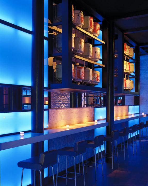 Blue Bar Renaissance Lucerne Hotel
