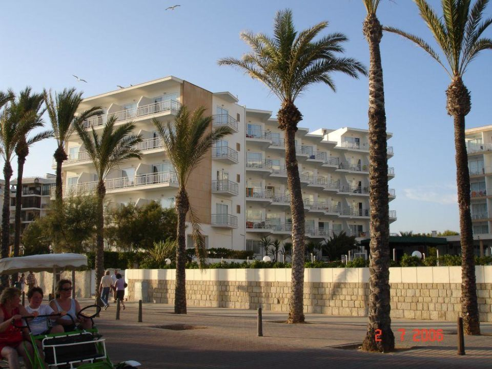 Golden Playa Hotel HSM Golden Playa