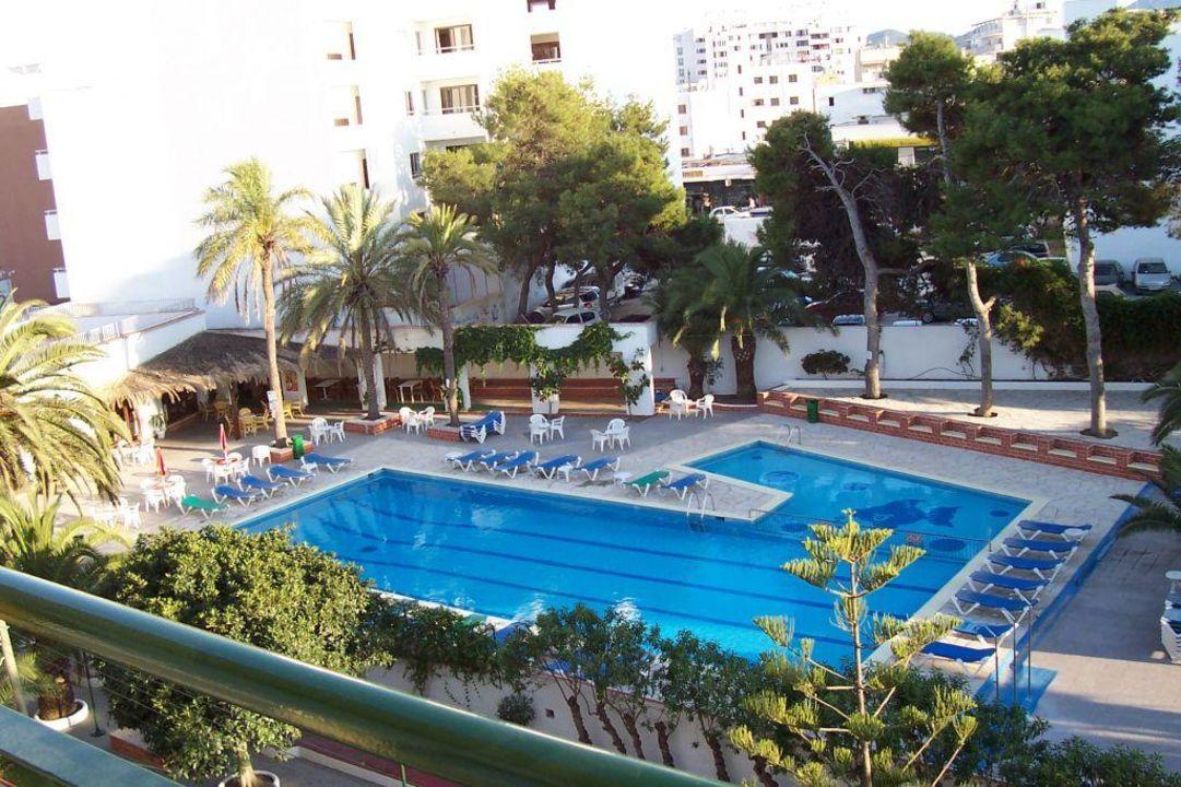 Pool Hotel Tropical