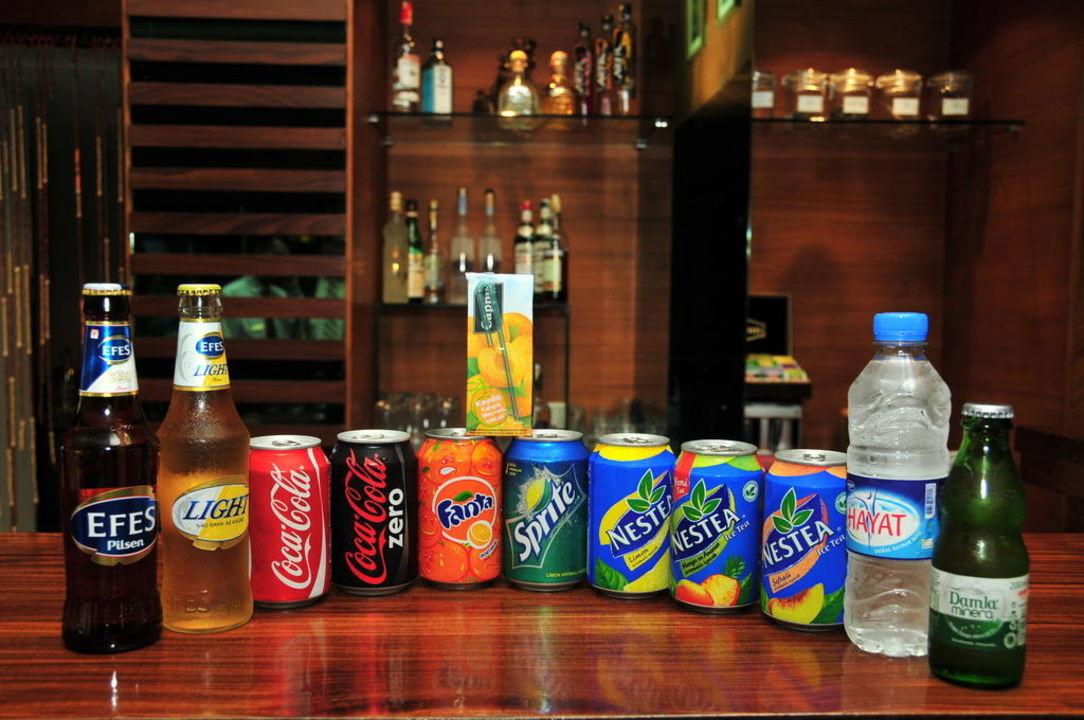 Minibar Getränke, kostenlose tägliche Auffüllung\