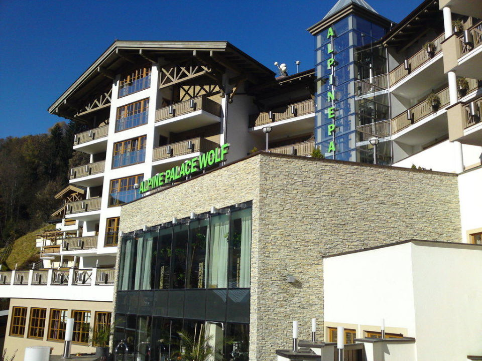 Kamin Hotel Alpine Palace New Balance Luxus Resort