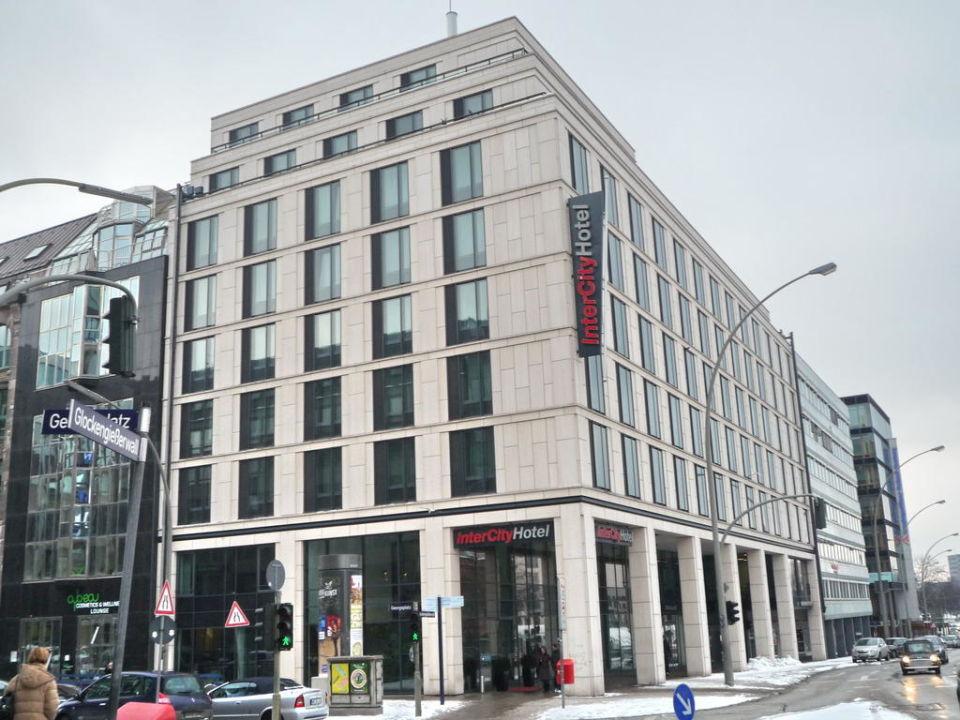 Hotel IntercityHotel Hamburg Hauptbahnhof