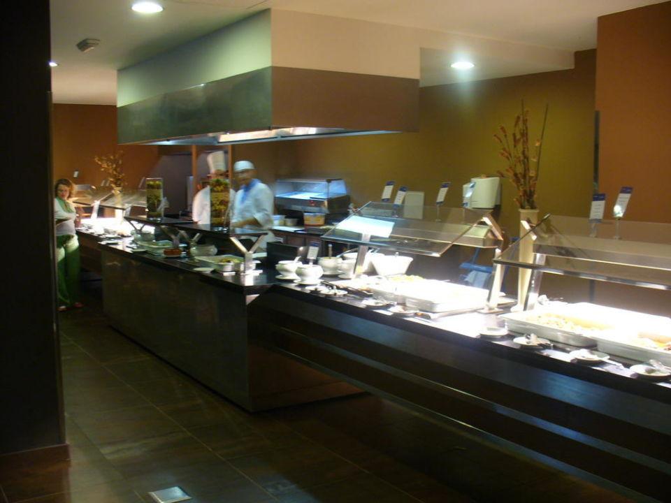Buffet Barcelo Punta Umbria Beach Resort