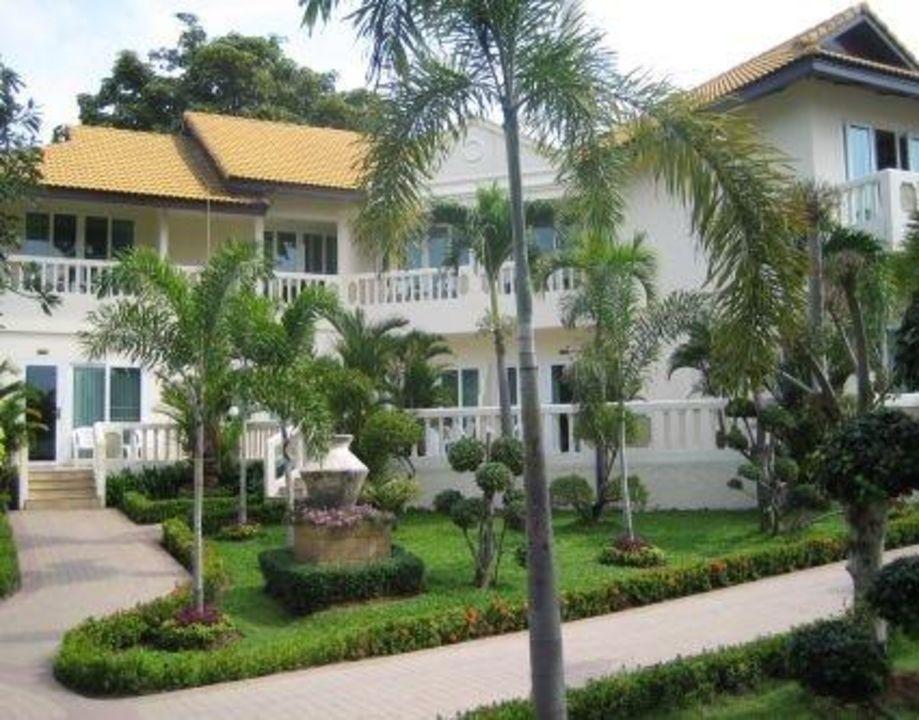 Zimmer-6 (Außenansicht) Thai Garden Resort