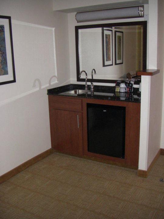 Die Küchenzeile Hotel Hyatt Place Fremont/Silicon Valley
