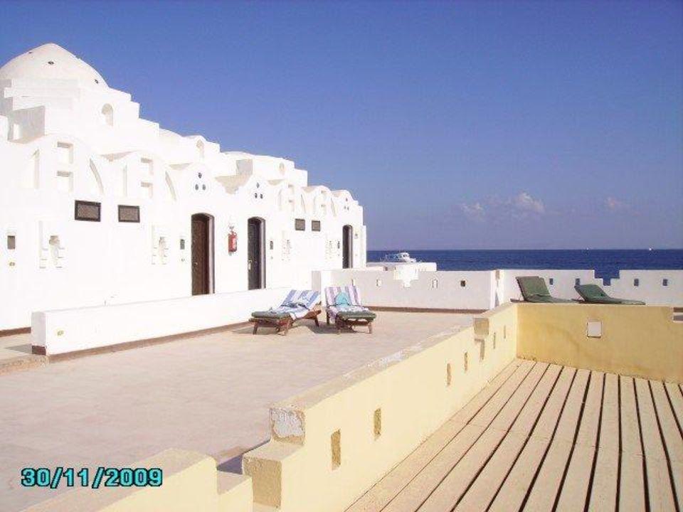 Auf den Dächern Arabella Azur Resort