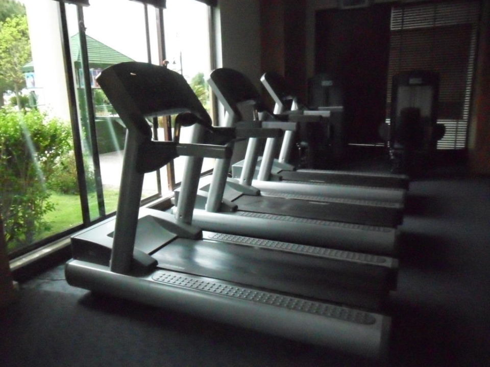 Fitnesscenter Voyage Belek Golf & Spa