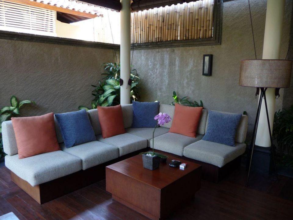 Wohn-Essbereich - II Kamuela Villas & Suites Sanur
